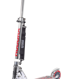 SKIRO HUDORA BIG WHEEL 125 SILVER.