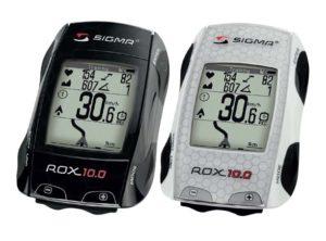KOLESARSKI ŠTEVEC SIGMA ROX 10.0 GPS SET BASIC