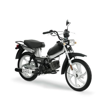 Prtljažnik moped Tomos
