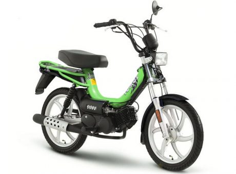 MOPED TOMOS FLEXER.ZELEN