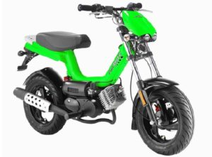 MOPED TOMOS FUNTASTIC 25