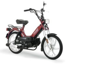 MOPED TOMOS STANDARD 25