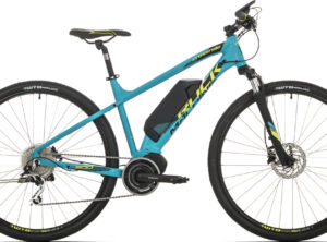 E KOLO CROSSRIDE E500 ROCK MACHINE 2018 MEN