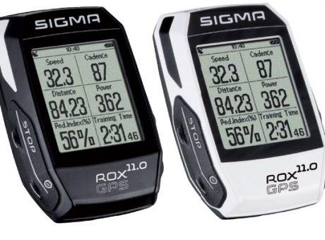 KOLESARSKI ŠTEVEC SIGMA ROX GPS 11.0