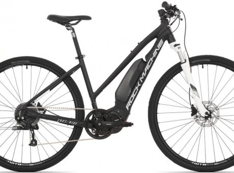 E KOLO CROSSRIDE E400  ROCK MACHINE 2019 LADY