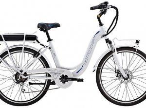E KOLO BOTTECCHIA BE 11 E-BIKE LADY 26 BELO