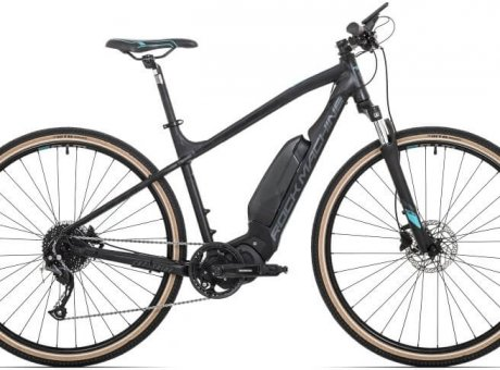 E KOLO CROSSRIDE E400 ROCK MACHINE 2020 MEN