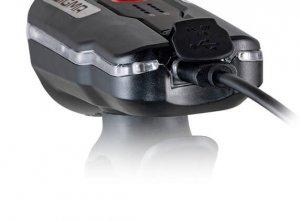 KOLESARSKA SVETILKA SIGMA AURA 80 USB POLNJENJE