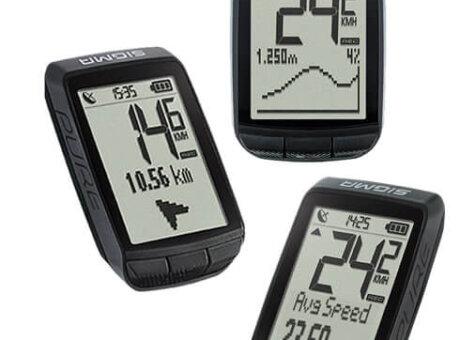KOLESARSKI ŠTEVEC SIGMA PURE GPS