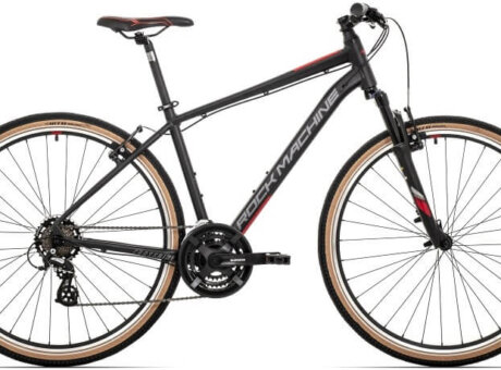 KOLO CROSSRIDE 100 LADY ROCK MACHINE  29 2021 TEMNO SIVO